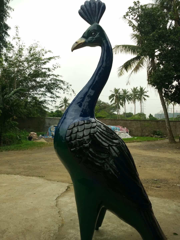 玻璃鋼雕塑-動物雕塑